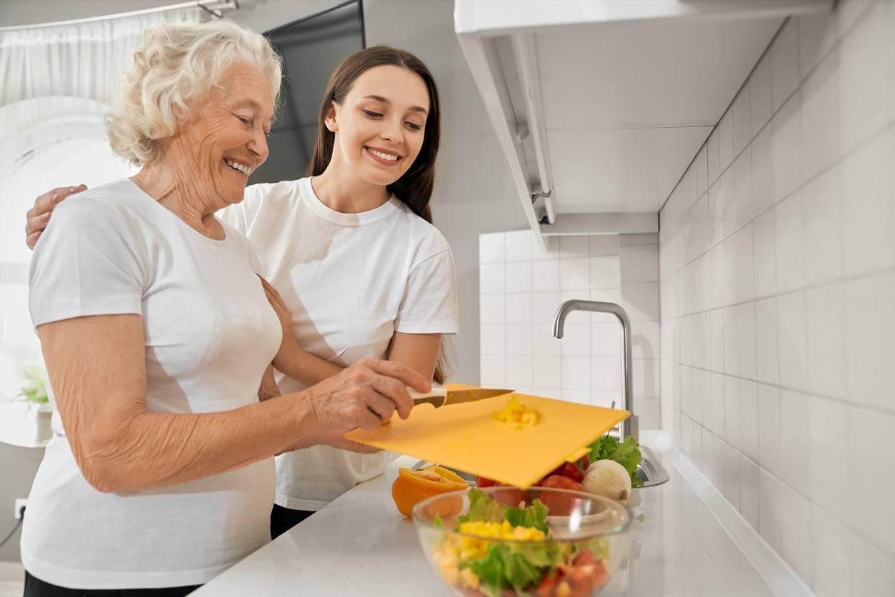 comment prendre soin de nos aînés