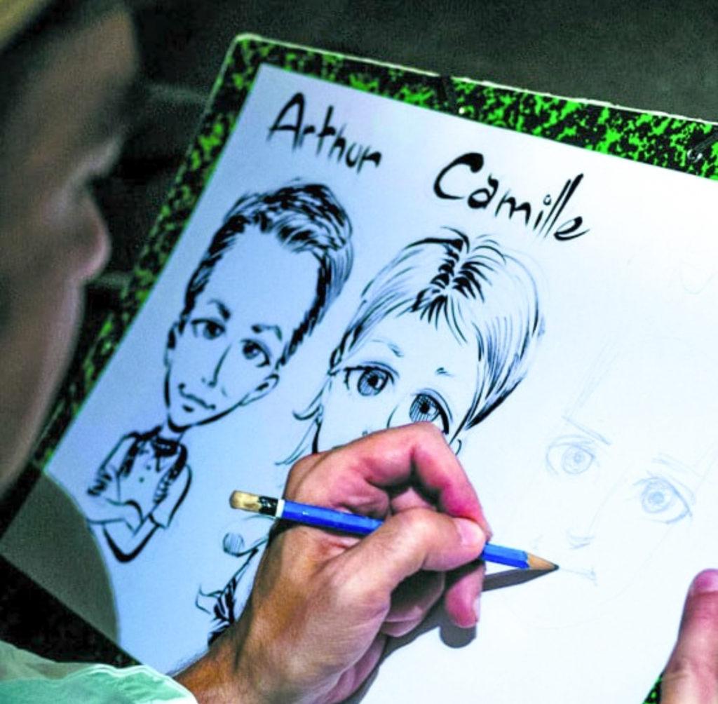 La caricature personnalisée, une idée de cadeau originale et fun